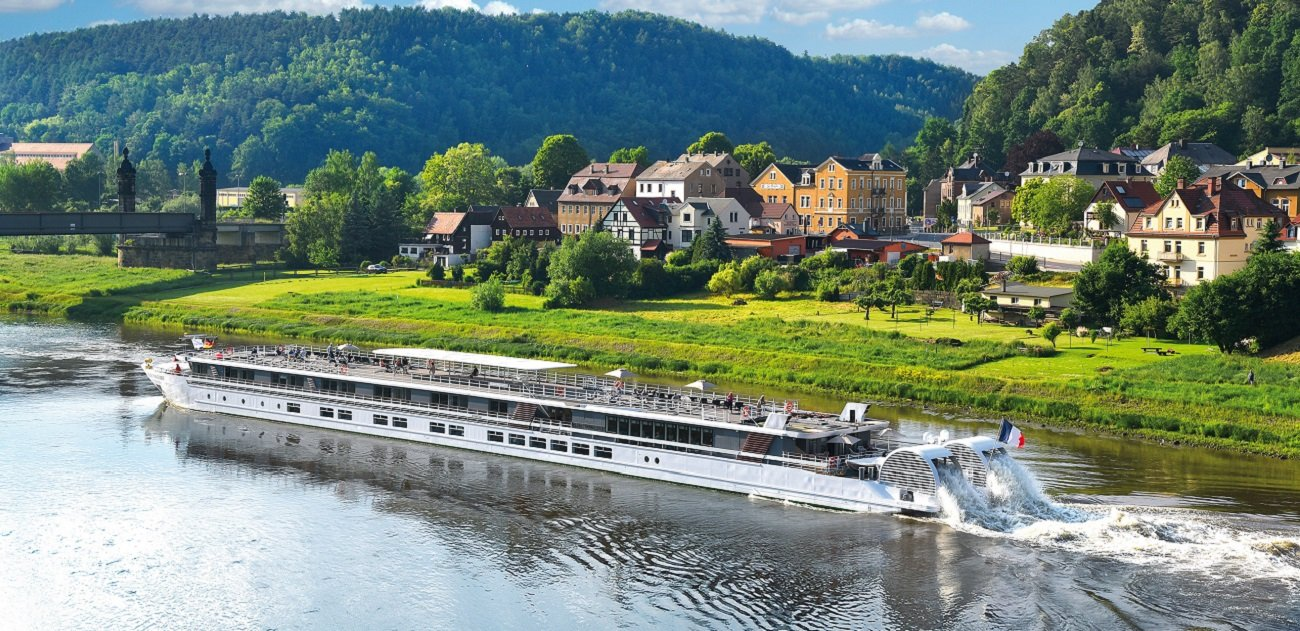 The Majestic Elbe and Vltava River Cruise - Image 1