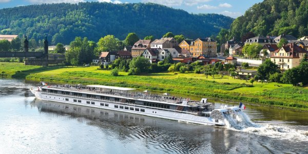 The Majestic Elbe and Vltava River Cruise