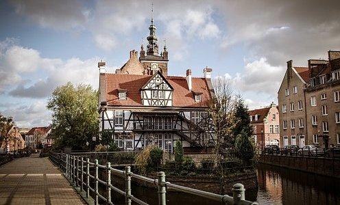 Beautiful Gdansk Bargain