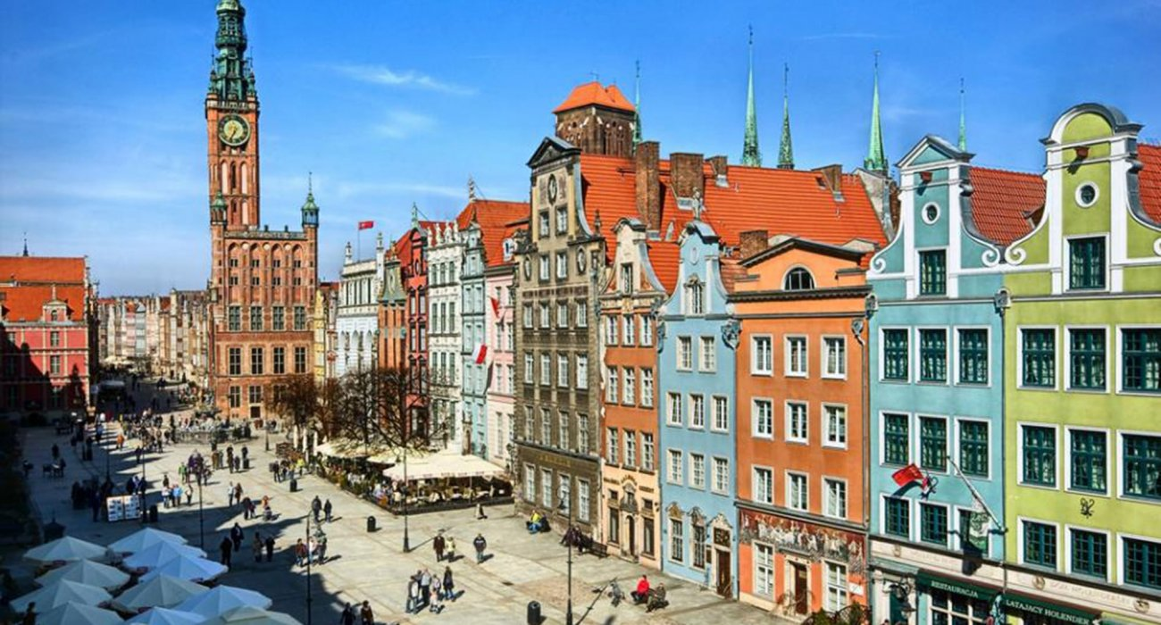 £129pp for 3 nights in Gdansk - Image 3