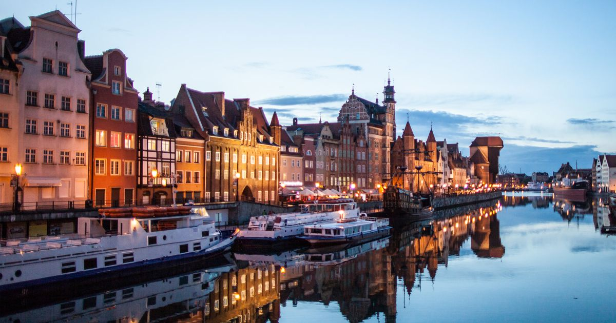 Glorious Gdansk in the Spring - Image 3