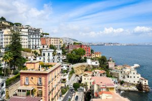 Naples April 3 Night City Break
