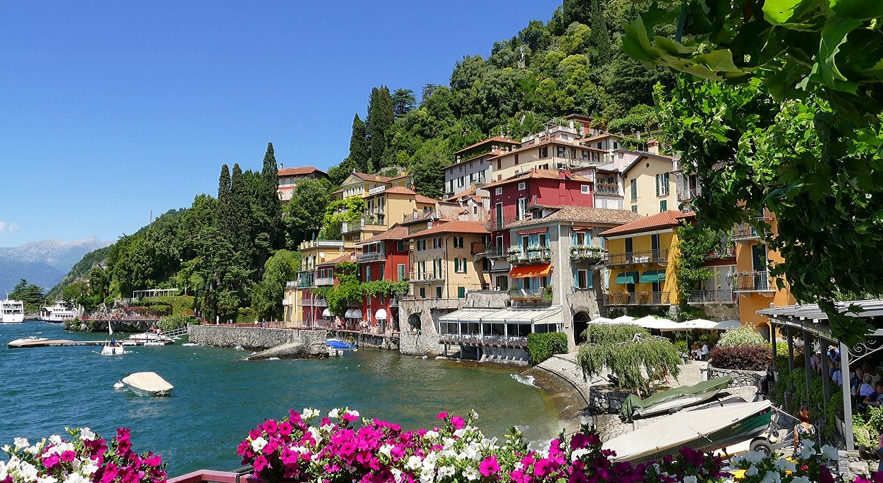 Italian Lakes Beautiful Lake Como - Image 1