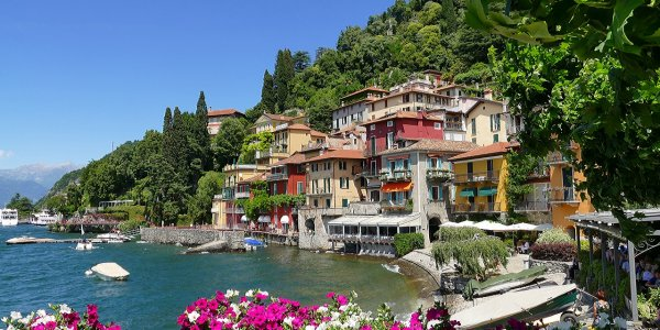 Italian Lakes Beautiful Lake Como