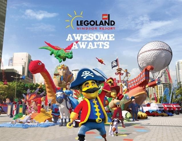 Easter Family Break at Legoland - Image 1
