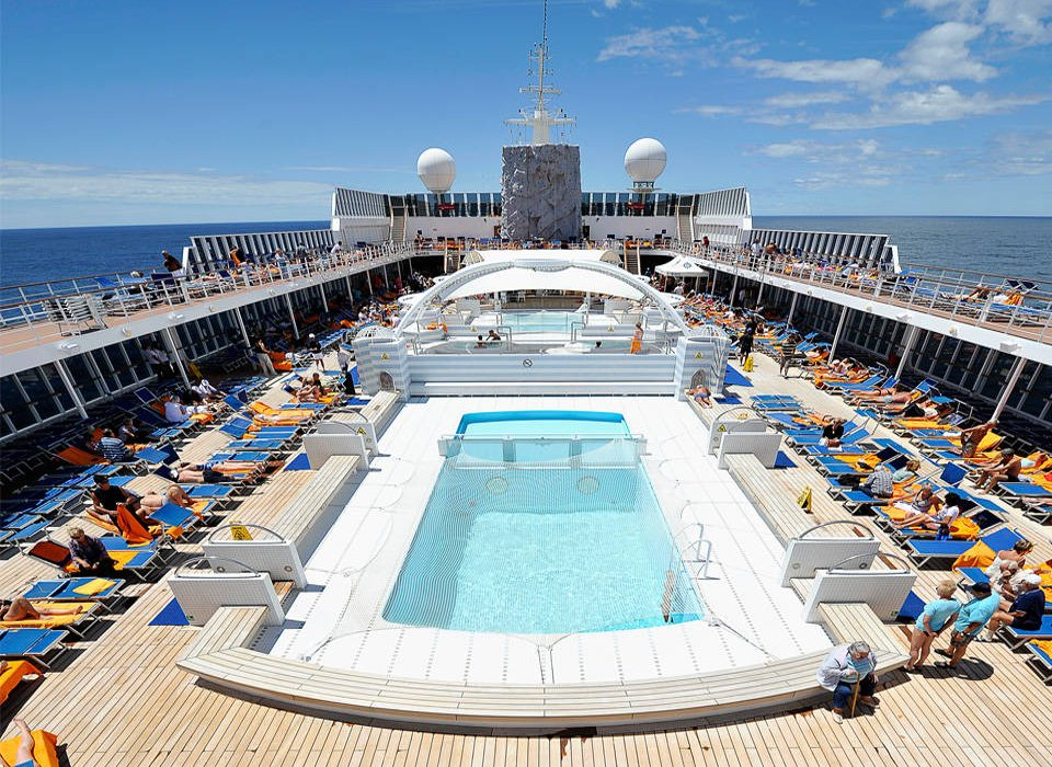 MSC Sinfonia 10 Night Cruise £699pp - Image 1