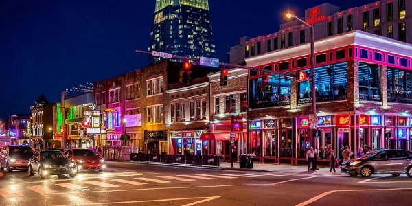 Nashville USA 4 Night City Break