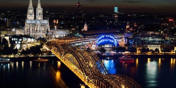 3 night Cologne Winter City Break