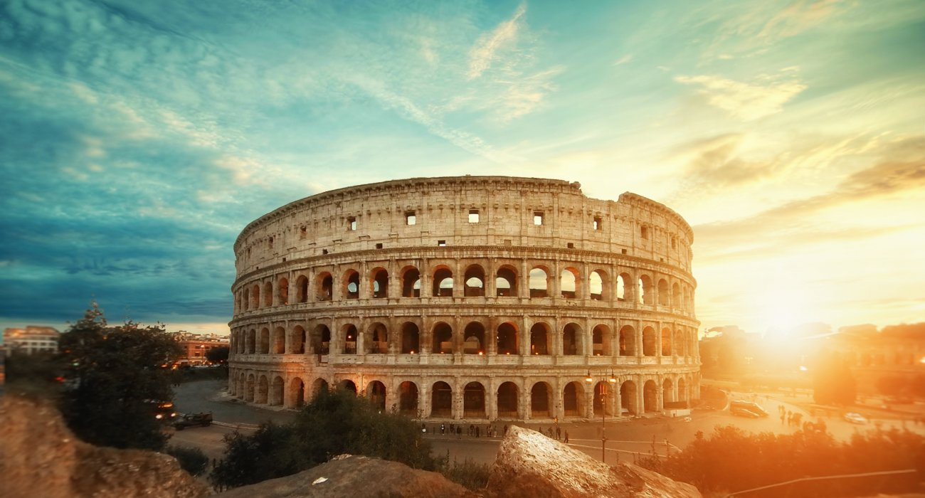 3 night Winter 4* Rome Package - Image 1