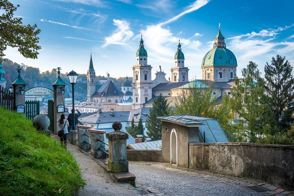 4 Night 4* Salzburg City Break only £199pp - Image 2
