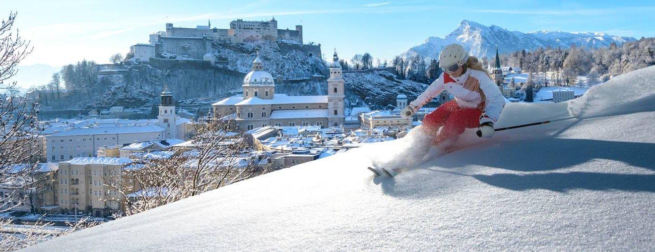 Salzburg Short Break and Ski opportunity - Image 1