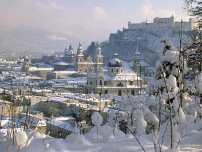 Salzburg Austria in January - Image 3