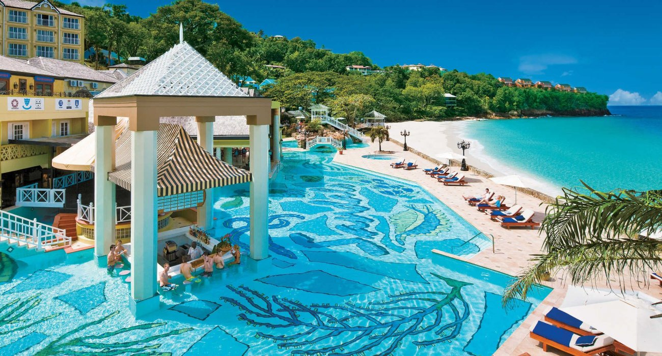 Sandals Le Toc St Lucia Luxury All Included - Image 6