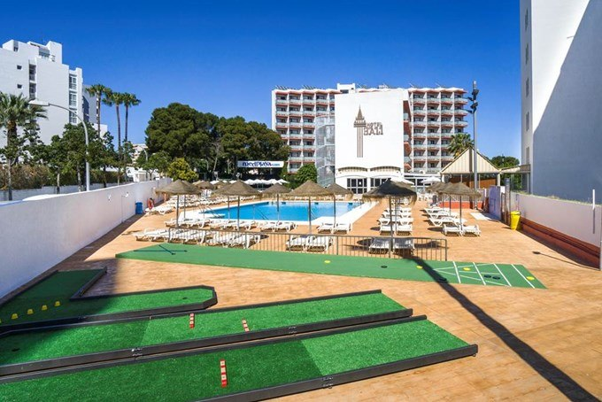 Family Half board June Costa Del Sol offer - Image 2