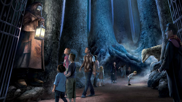 Harry Potter Studios London Half Term Break - Image 3