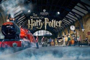Harry Potter Studios London For Easter Break