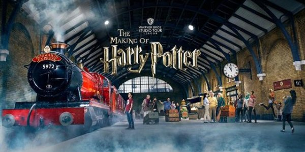 Harry Potter Studios London For Easter Break