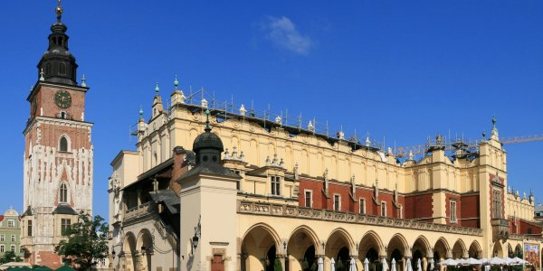 Krakow November City Break