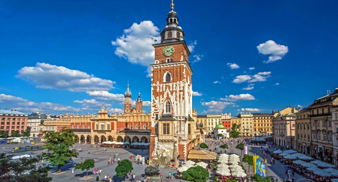 Krakow City Break September - Image 1