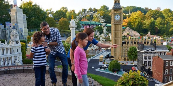 LEGOLAND ® Windsor Resort and Cadbury World