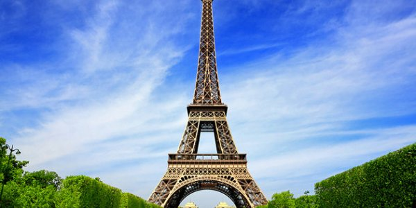 Visit Paris Summer Short Break