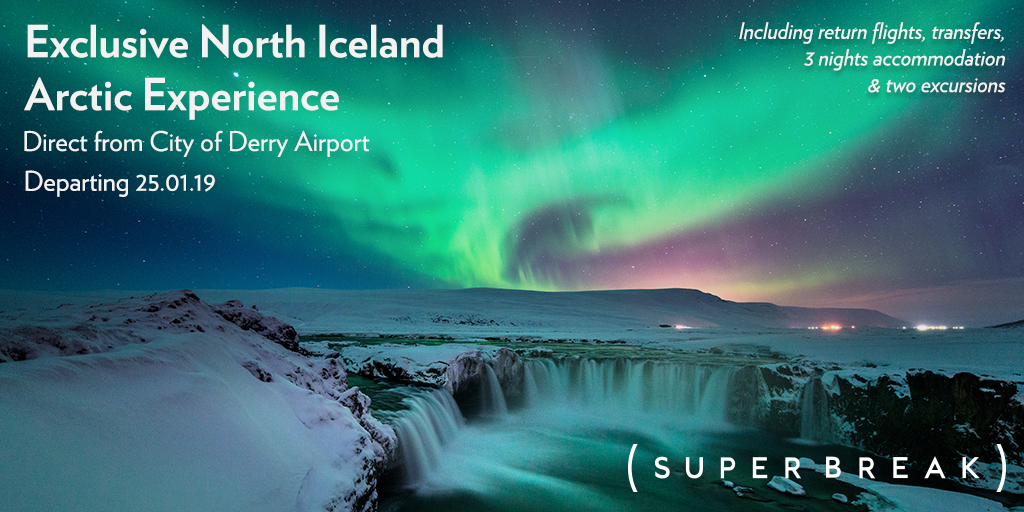 Incredible Iceland Offer from City of Derry!! - Image 4