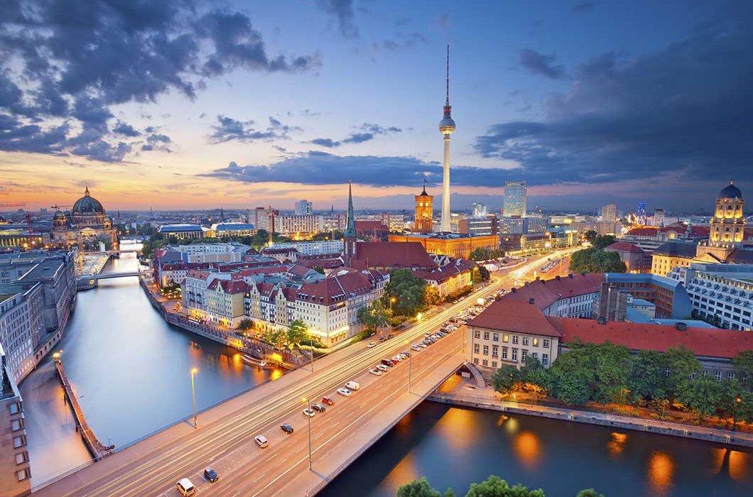 4 night Berlin City Break £179pp - Image 1