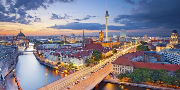 4 night Berlin City Break £179pp
