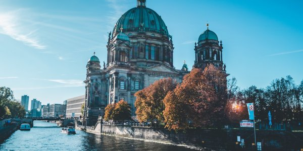 Bustling Berlin 3 nights May '19