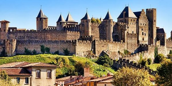 MEDIEVAL French CITY BREAK