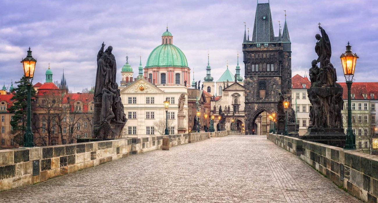 5* Luxury For Valentines in Prague - Image 1