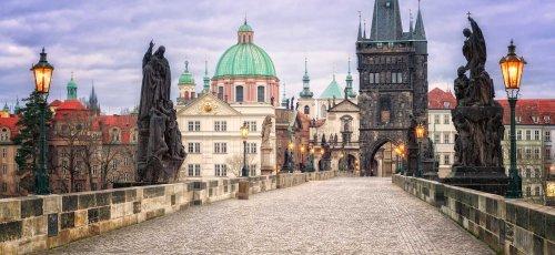 5* Luxury For Valentines in Prague