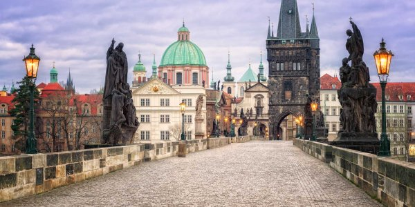 5* Luxury For Valentines in Prague