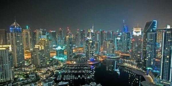 Hong Kong and Dubai Two Centre