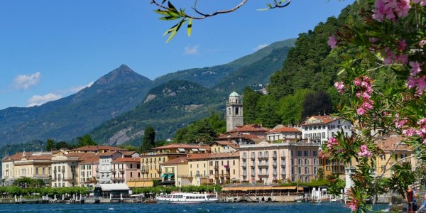Beautiful Lake Como 7 Night April Break