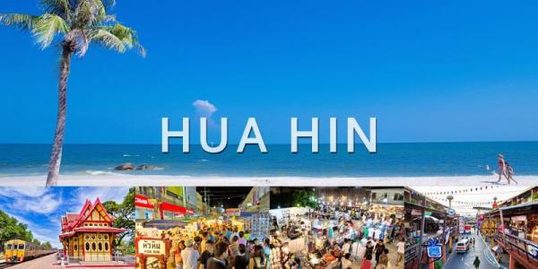 10 nights in Hua Hin, Thailand