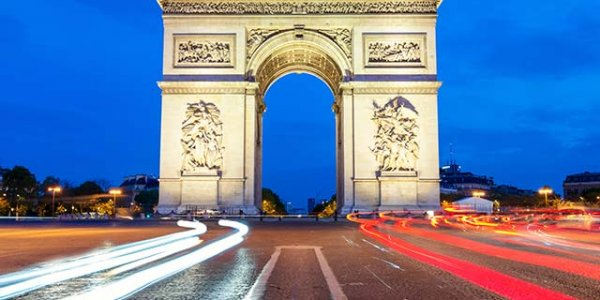 Paris 3 night Easter Break