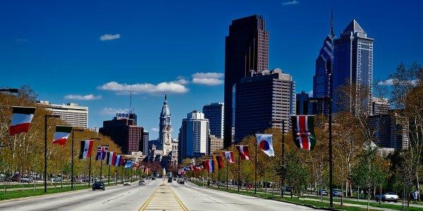 Philadelphia USA 4 Day Mini Break