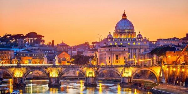 Romantic Rome Citybreak Option