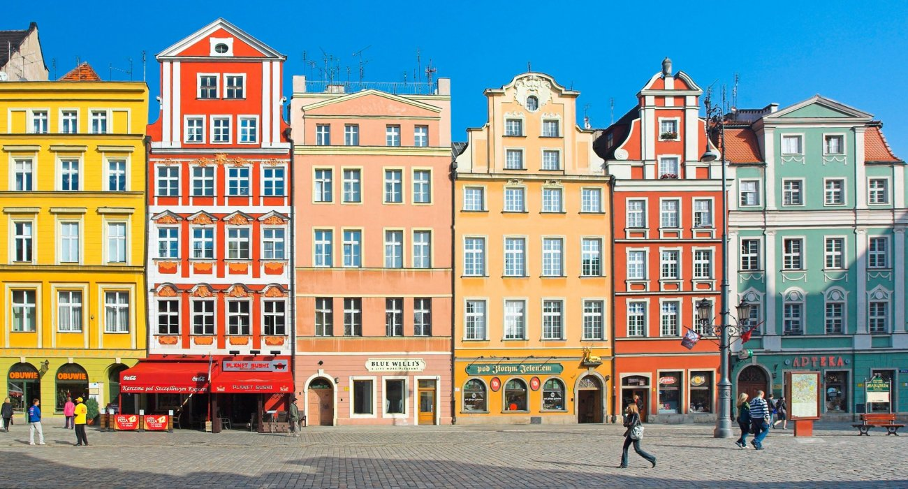 5* Whimsical Wroclaw City Break - Image 1