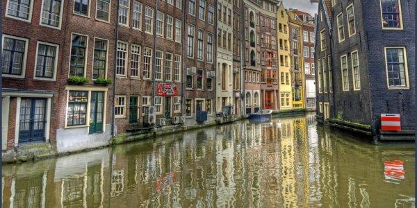 4 night Amsterdam City Break
