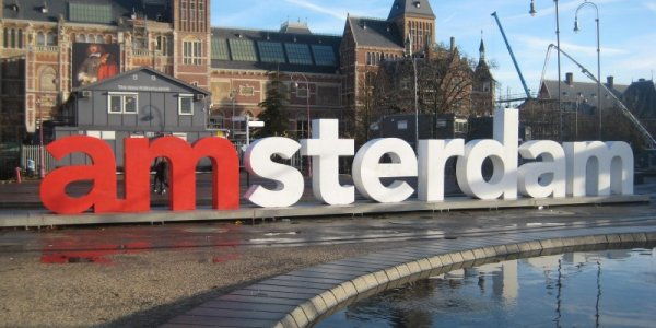 Amsterdam 3 night Summer Citybreak