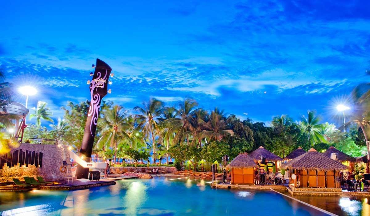 Hot Hard Rock Hotel Thailand - Image 1