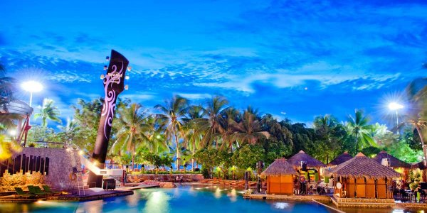 Hot Hard Rock Hotel Thailand