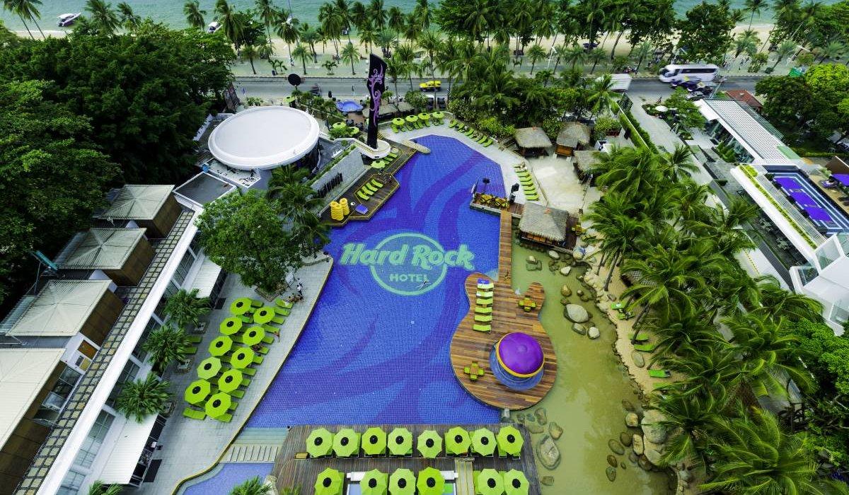 Hot Hard Rock Hotel Thailand - Image 2