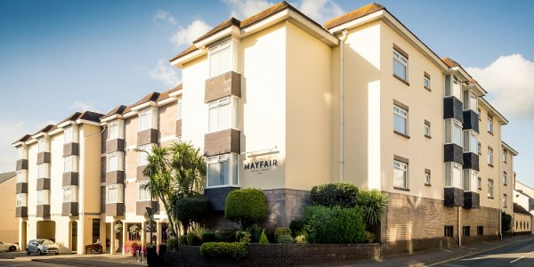 Jersey 3* Mayfair Hotel 7 NIghts