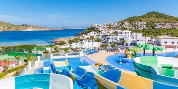 Family of 3 June Menorca Deal
