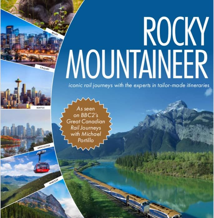 Rocky Mountaineer Canada 4 Centre Offer. - Image 2