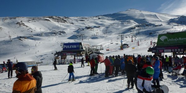 Feb Half Term Ski Sierra Nevada