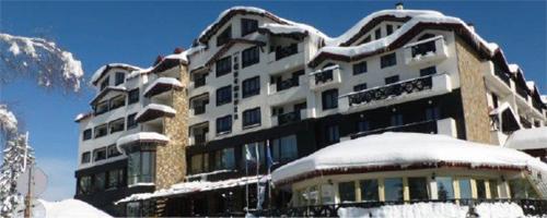 Jan 2020 Bulgaria Learn To Ski